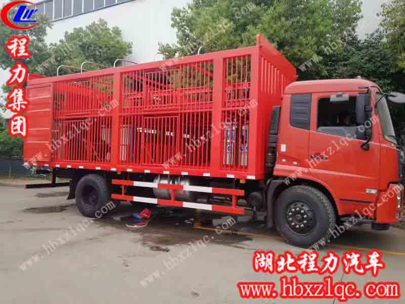 湖北程力集团东风畜禽运输车(国五)