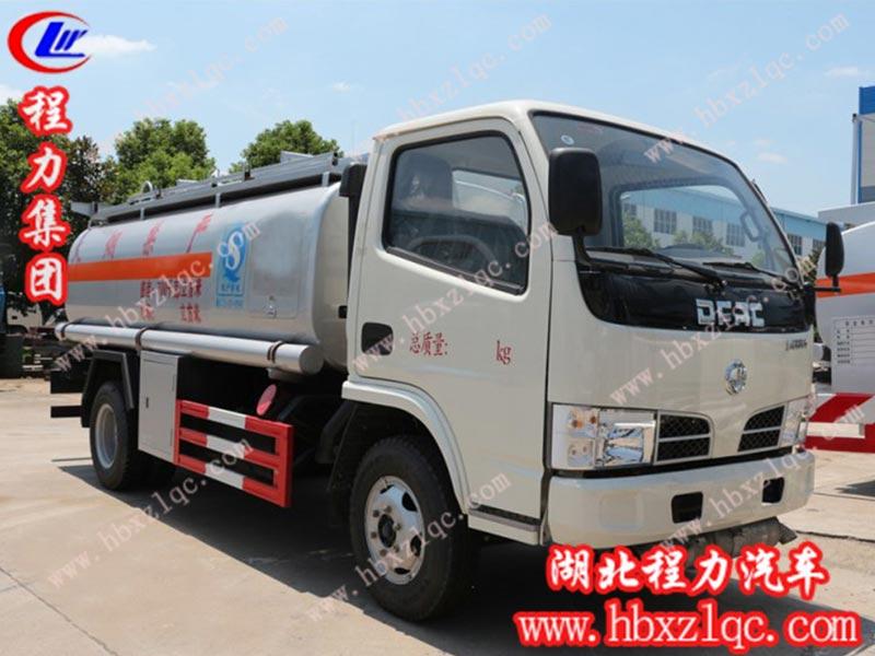 东风小多利卡5方加油车(国五)