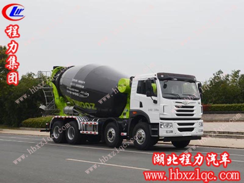 中联混凝土搅拌运输车(国五)