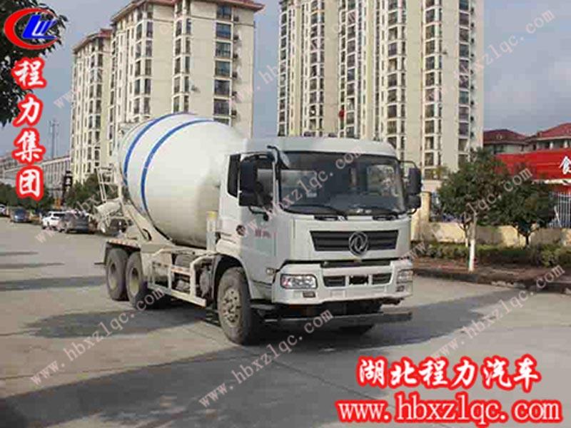 东风6方混凝土搅拌运输车(国五)