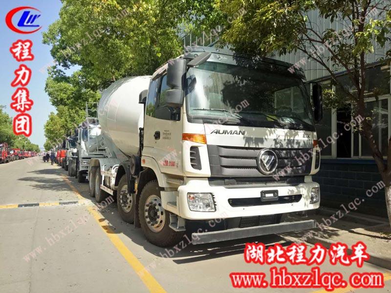 福田混凝土搅拌运输车(国五)