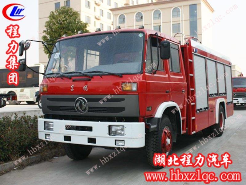 东风6吨153泡沫消防车(国五)