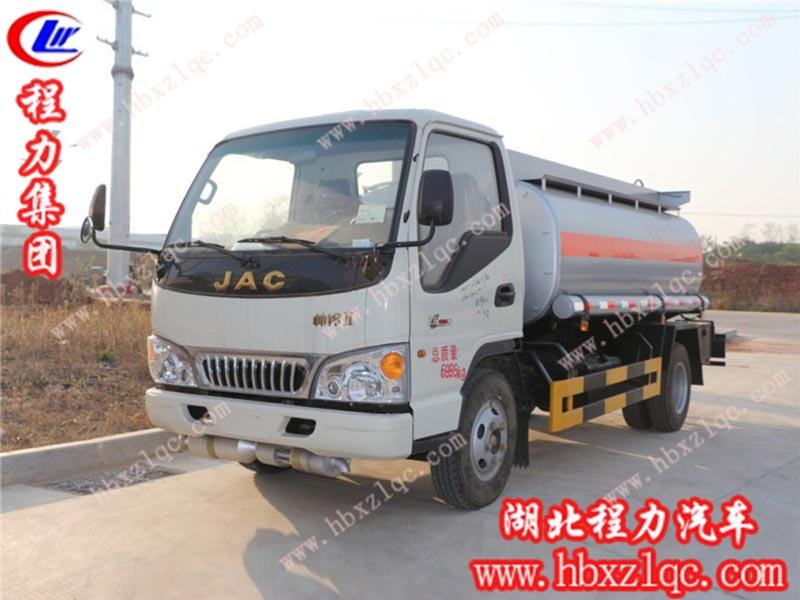 程力集团江淮5方加油车(国五)