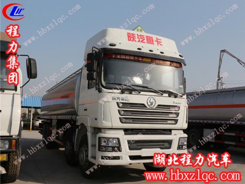 陕汽德龙(34方)运油车(国五)