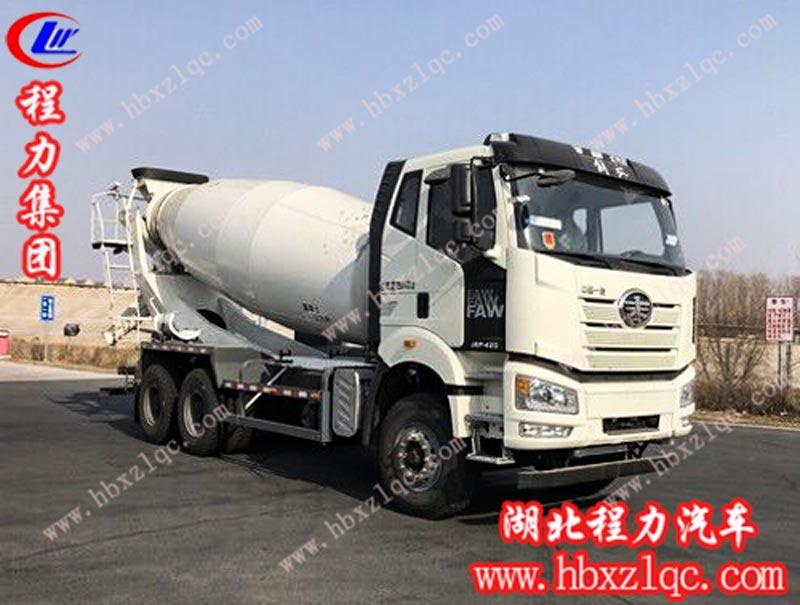 亚博体育app官方集团解放混凝土搅拌运输车(国六)